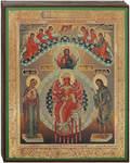Икона София св. премудрость Божия, аналойная