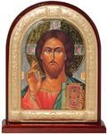 Икона Спаситель на подставке