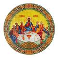 Декоративная тарелка Тайная вечеря
