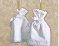 Салфетки для венчальных свечей