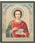 Икона Святой вмч. и целитель Пантелеймон