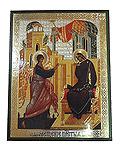 Икона Благовещение Пресвятой Богородицы, аналойная