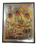 Икона Святая Троица, аналойная
