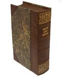 Новый Завет. Псалтирь. Молитвослов. Кожаный переплет. Цветной обрез