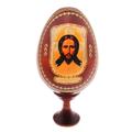 Сувенир Яйцо на подставке икона