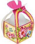 Коробочка подарочная для яйца