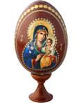 Сувенир Яйцо Пресвятая Богородица