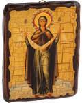 Икона под старину Покров Пресвятой Богородицы