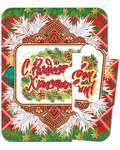 Рождественский сувенир магнит-пазл