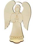 Пасхальный сувенир для раскрашивания Ангел