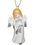 Ангел керамический в глазури
