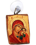 Икона автомобильная Божией Матери