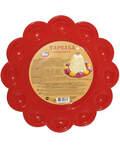 Тарелка пасхальная на 12 яиц и кулич, диаметр 280мм, полипропилен