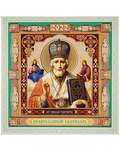 Православный перекидной календарь Св. Николай Чудотворец на 2022 год