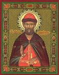 Икона Святой благоверный великий князь Димитрий Донской