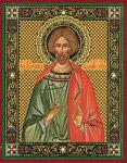 Икона Великомученик Иоанн Новый, Сочавский