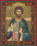 Икона Святой великомученик Феодор Стратилат