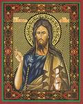 Икона Пророк, Предтеча и Креститель Господень Иоанн