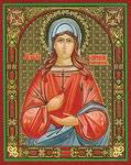 Икона Святая великомученица Марина (Маргарита) Антиохийская