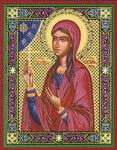 Икона Святая мученица Виктория (Ника) Коринфская