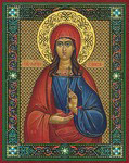 Икона Святая преподобномученица Раиса Александрийская