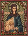 Икона Святая преподобная Фотиния (Светлана) Палестинская
