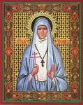 Икона Святая преподобномученица великая княгиня Елизавета Алапаевская