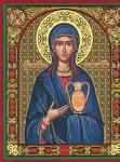 Икона Святая равноапостольная Мария Магдалина, мироносица