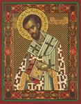 Икона Святитель Иоанн Златоуст Архиепископ Константинопольский