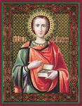 Икона Святой великомученик и целитель Пантелеимон