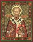 Икона Апостол от семидесяти, священномученик Дионисий Ареопагит